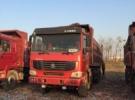 山东出售二手豪沃前四后八自卸车手续齐全包提档过户5年12万公里10万