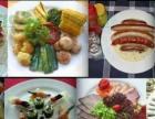 异国风情的自助餐美食,下午茶,鸡尾酒会,BBQ