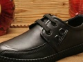 广东鹤山皮鞋厂生产加工定做品牌休闲商务男鞋高端正装男鞋可贴牌