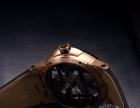 雅典 经理人 1712-139/PAK 18K玫瑰金手表