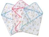 热销夏之新款 外贸全棉四层纱布婴儿包巾抱毯抱被浴巾 8001可选