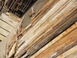回收收購鋼笆網二手舊鋼笆片舊鐵笆片舊工字鋼 整張舊模板長木方