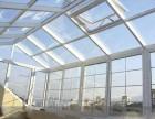 太原钢结构阳光房安装钢化玻璃阳光房搭建专业封阳台