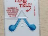 tip n tell人字型防倾倒标签