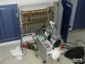 延吉高压清洗地暖 维修阀门分水器 过滤器 排气阀安装