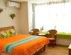酒店式公寓 拎包入住 短租月租 影视房 飘窗房