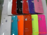iPhone case iPhone手机壳 4G烫金塑料手机壳