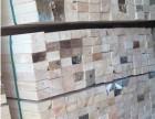 厂家直销 建筑木方木方工地方木 铁杉花旗松工程板方加工刨光