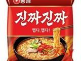 韩国进口食品方便面NONGSHIM农心真的香辣劲拉面煮面