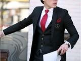 供应中高档男西装 欧美款男士西装 男士职业西装套装 专业定做