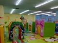 安装淘气堡儿童乐园