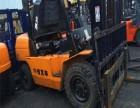 二手3吨升高4米堆高机柴油叉车 400台二手叉车现货