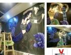 墨歪歪墙绘公司 餐厅墙绘,手绘墙,原创彩绘,壁画