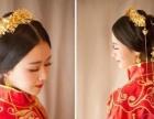 新娘跟妆 年会 主持人 妆 婚车装饰