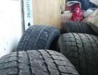 二手轮胎四季胎型号235 55 R18实际图片无伤