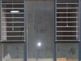 石家庄防盗门加装通风窗