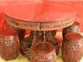 想入手一套缅甸花梨餐桌 缅甸花梨餐桌如何保养 王义红木家具