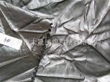 涤纶面料家纺面料褶皱麂皮绒烫金起皱沙发套窗帘抱枕面料防水复合