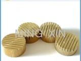 铜排气塞  铜铸造模排气塞 模具标准件 条形气塞 质量好