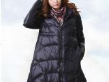 秋冬季新款孕妇装韩版棉衣外套大码保暖冬装中长款棉袄批发
