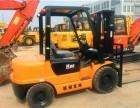 上海二手原厂新款杭州3.5吨叉车自动挡操作简单车龄使用一年