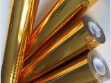 金色烫金纸电化铝烫金材料 铝箔 烫印箔