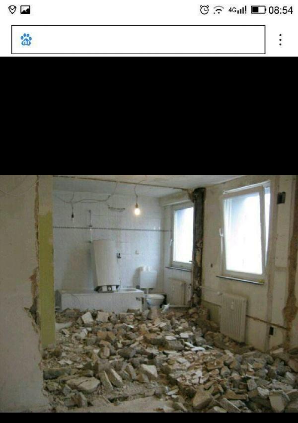 墟沟专业拆房、砸墙、垃圾清运