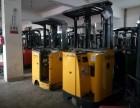 上海二手仓储前移式1.5吨电动堆高叉车举高6米8车龄一年时间