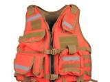 提供价格水域紧急救援 蓝天队专业救生衣 漂浮背心马甲专用供应