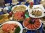 上门酒席围餐/大盆菜/自助餐/冷餐会,茶歇,烤全羊