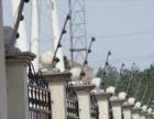 监控安防、光纤熔接、综合布线、停车场系统电子围栏