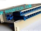 BOSUN中国防水电信ST/SC/LC 96口ODF光纤配线架工
