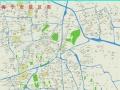 地图打印地图定制地图制作地图标点