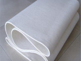 大量现货1mm白色毛毡布.手工不织布.戟绒布.针刺无纺布fel