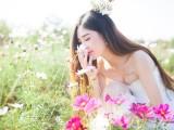 長沙市望城區繆斯攝影中心 浪漫唯美婚紗套系