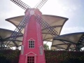 风车/荷兰风车展览道具场地布置活动道具场地设计布置