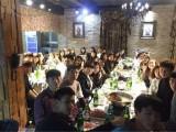 武汉大学同学毕业聚会,生日聚会去玩