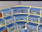 酒店海鲜池定做,海水鱼缸,定做各类型鱼缸,鱼缸定做厂家