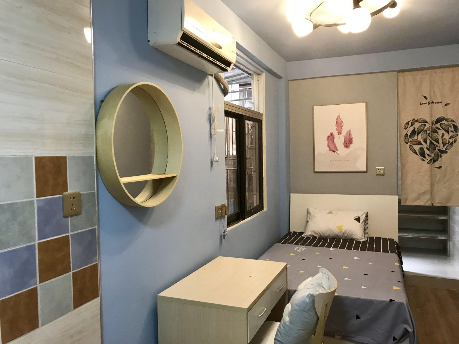 岗厦村 2680元 1室0厅1卫 豪华装修,超值,免费看岗厦村