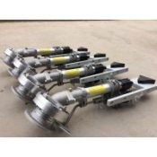 石家庄供应50PYC移动喷灌机专用配套高压喷头喷洒均匀距离远