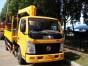 惠州3吨8吨12吨徐工国五随车吊随车起重运输车生产厂家直销