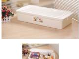 新款上市 大号床底收纳箱 整理箱塑料 储物箱盒床底箱 小熊储物箱