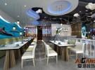 重庆餐饮店装修,现代餐饮装修设计,饭店餐厅装修设计,爱港装饰