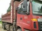 唐山个人车队出售豪沃欧曼解放J6前四后八自卸车4年10万公里16万