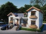 中式别墅设计选宇鸿建筑设计乡村私宅别墅设计,服务好