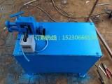 恒远铁皮保温电动压边机