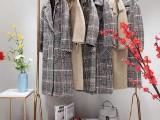 咪嗦妮高端双面绒大衣广州卓越女装品牌折扣低价批发