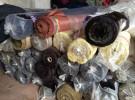 惠州回收牛津布,帐篷布,皮料,鞋材,超纤,织带