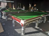 英森国际台球桌当天送货安装