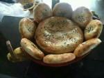 传统小吃 缙云烧饼